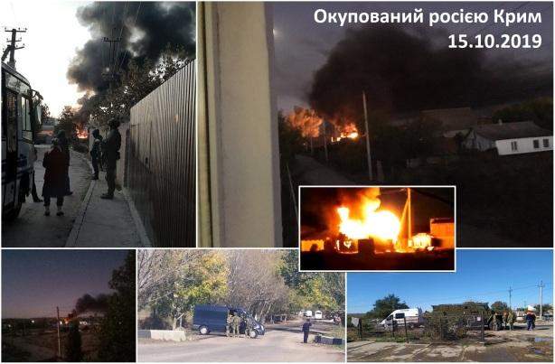Крым в оккупации.