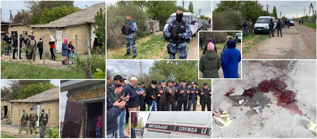 Новини Кримнашу. Окупанти вбили кримського татарина під час обшуку!